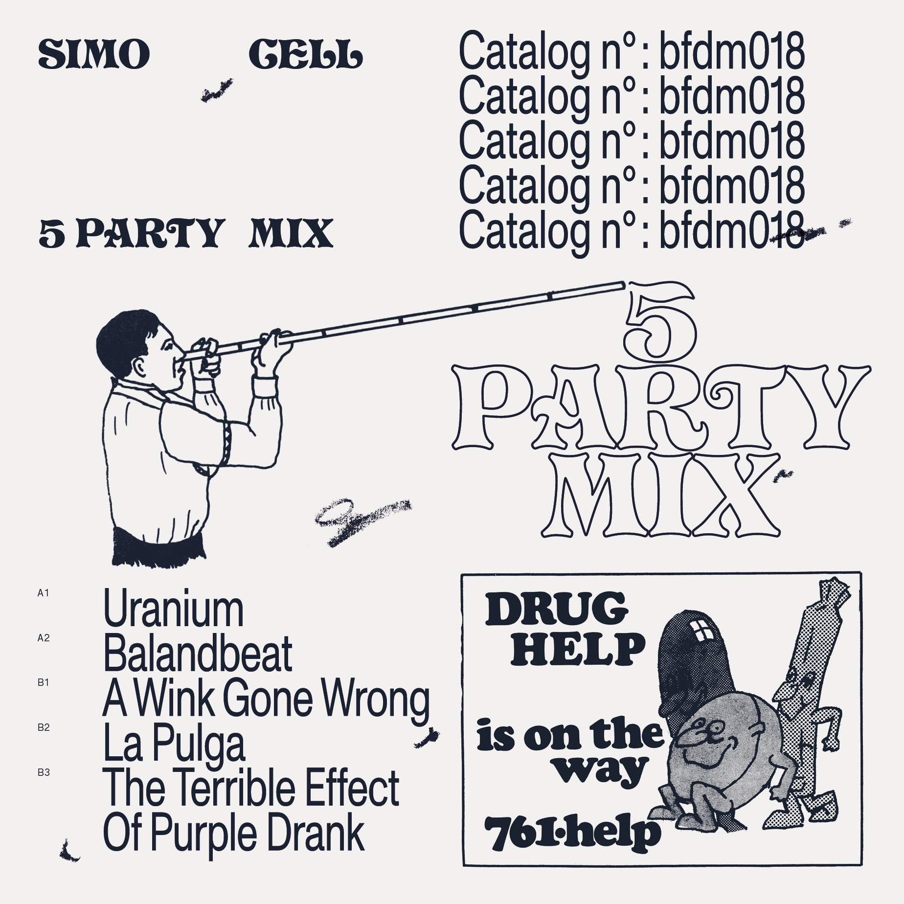 Simo Cell to release dancehall-inspired 5 Party Mix EP