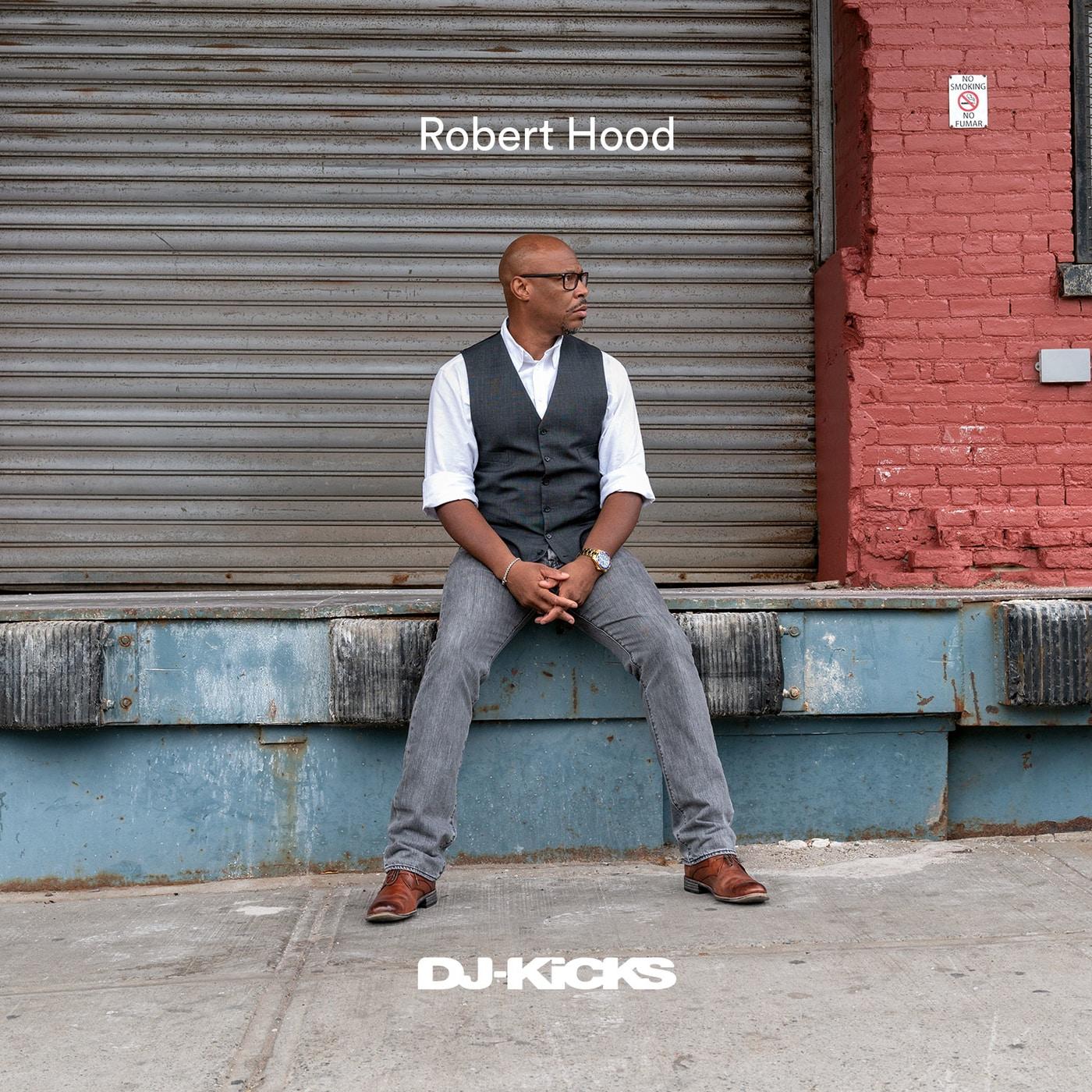DJ-Kicks enlists techno legend Robert Hood for latest compilation