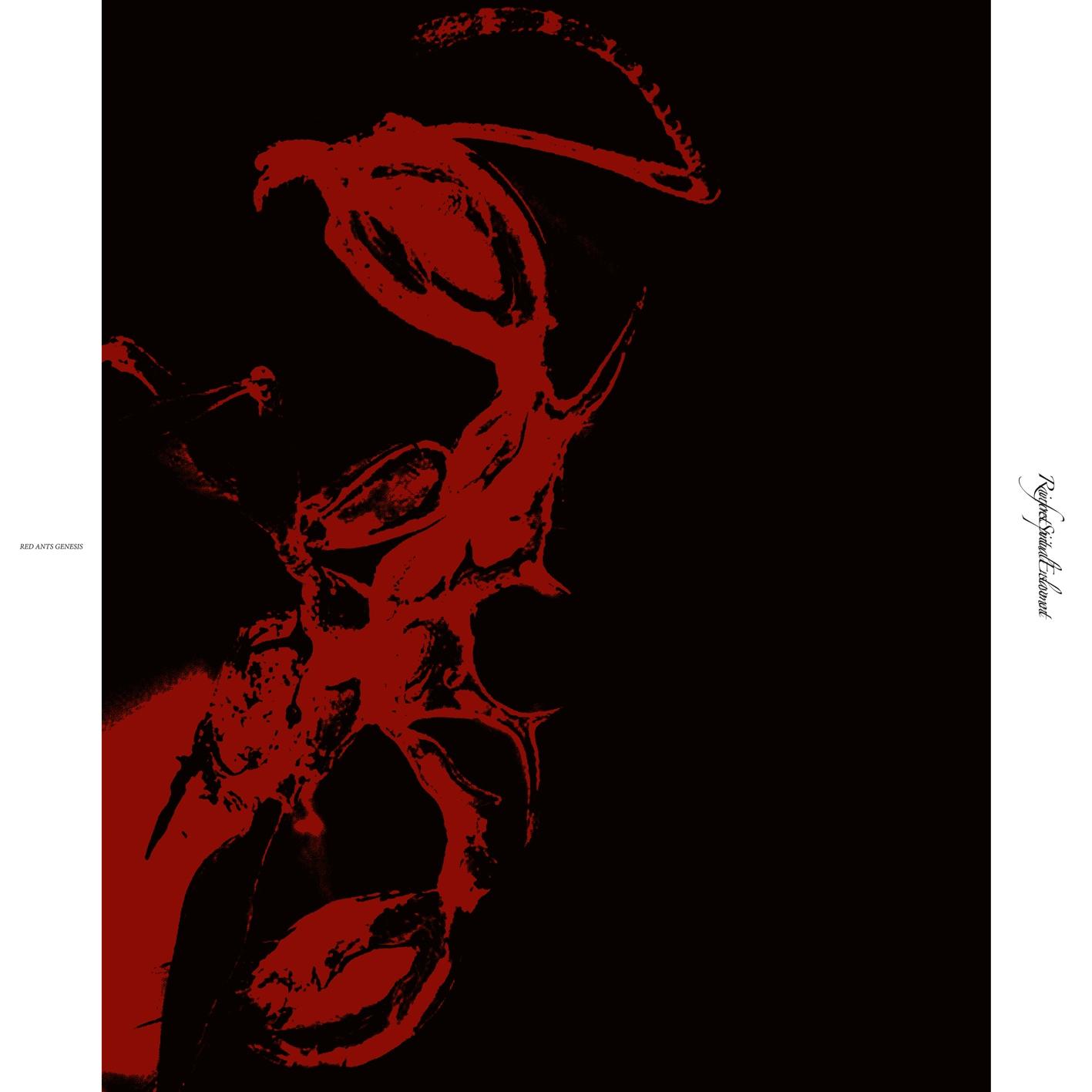 Rainforest Spiritual Enslavement drop Red Ants Genesis