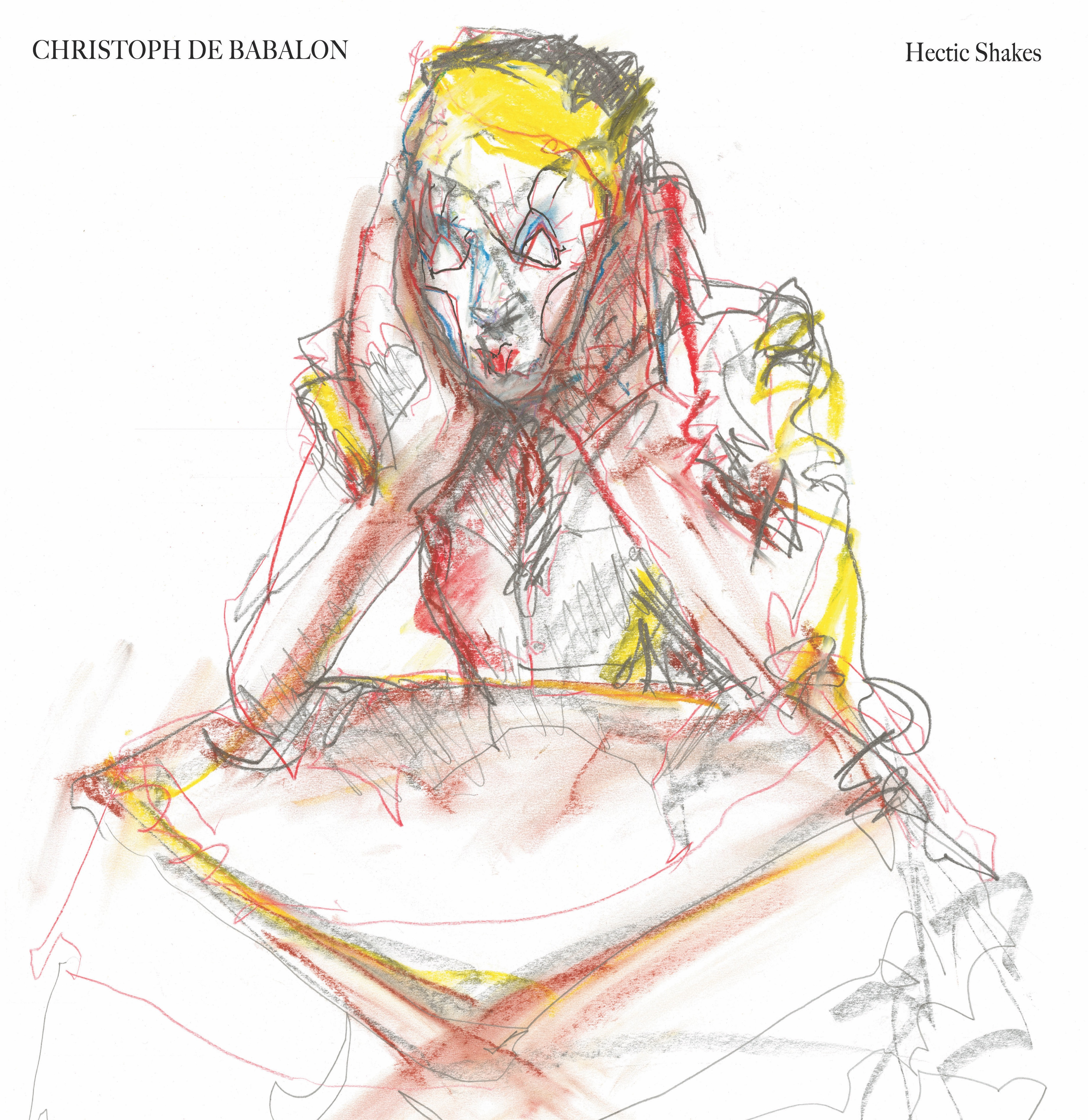 Christoph De Babalon debuts on Alter with Hectic Shakes EP
