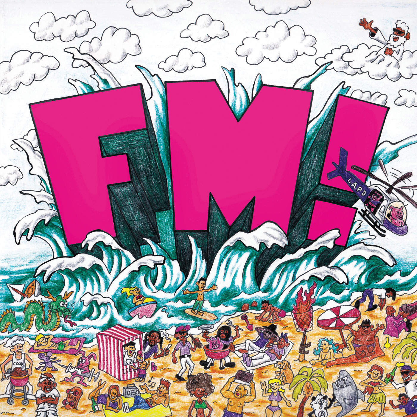 Vince Staples' FM! features Kamaiyah, Earl Sweatshirt and more