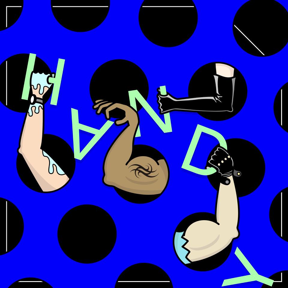 Diagonal Records' Handy drops kinky concept EP Mature Single Despots