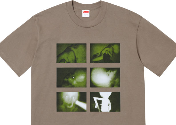 Chris Cunningham Collaborates With Supreme For Collection