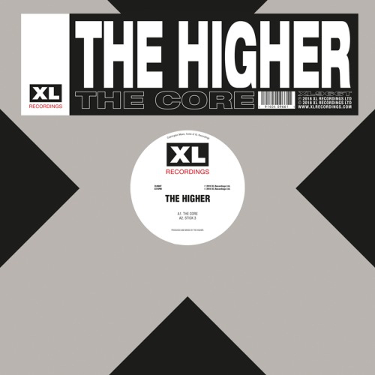Shed debuts on XL Recordings under new hardcore alias The Higher