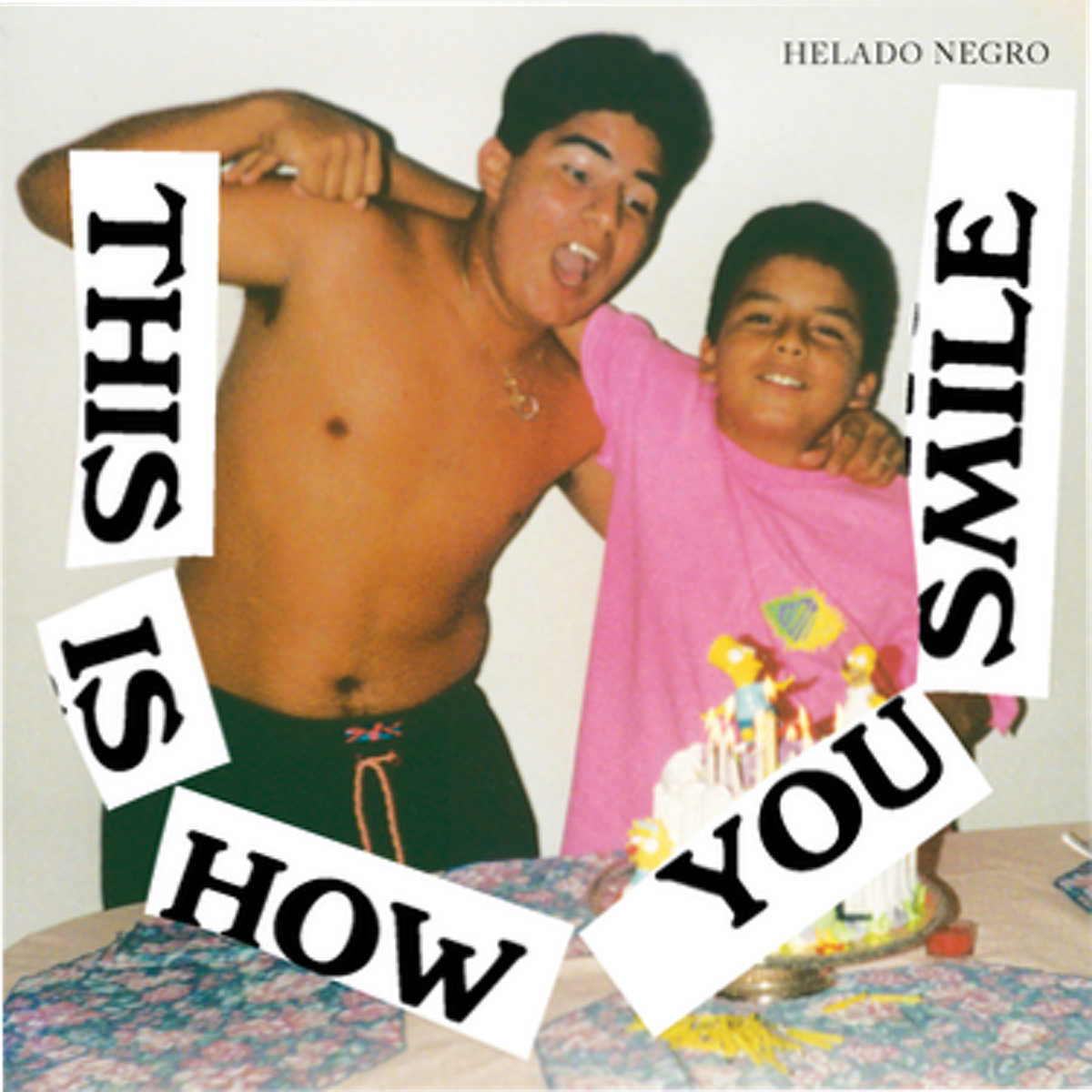 Helado Negro returns to RVNG Intl with This Is How You Smile