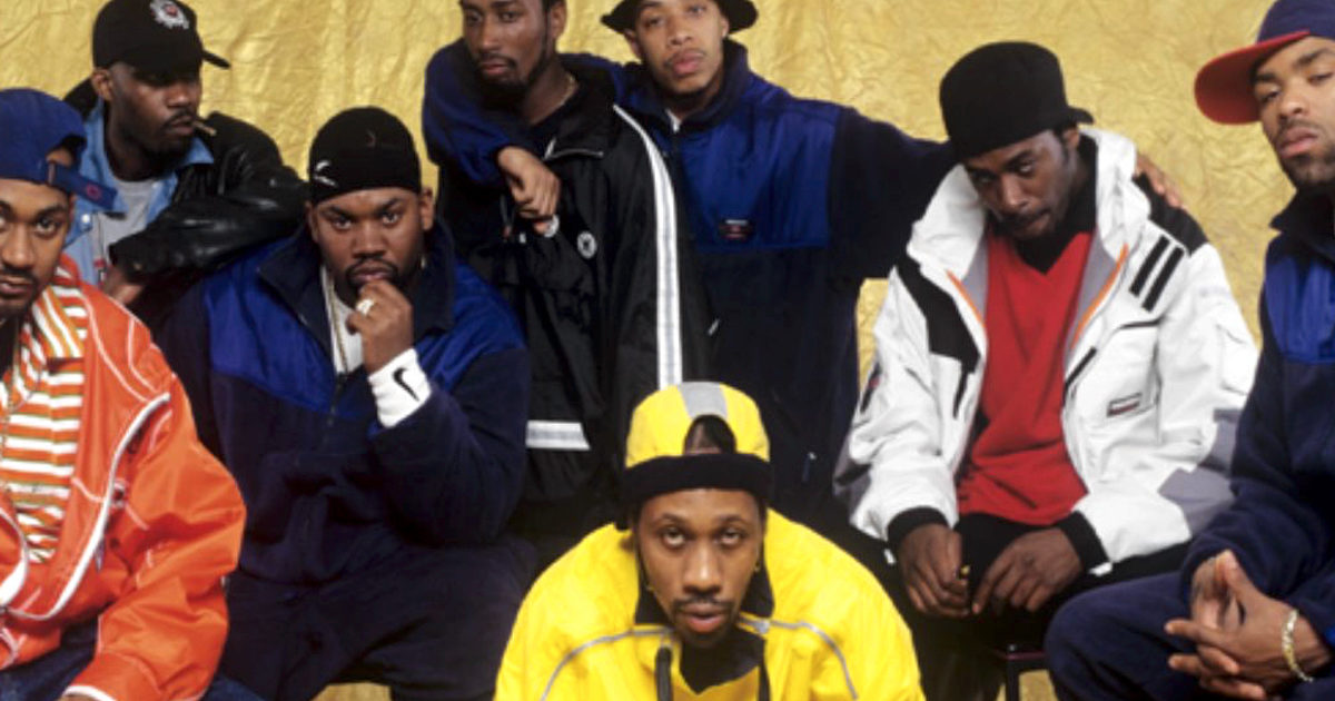 Wu Tang Clan Tease For The Children Enter The Wu Tang 36