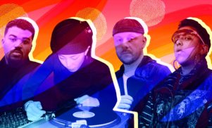 "7 must-hear mixes from October 2018: Quantum jungle acceleration, ""techno dancehall"" experiments"