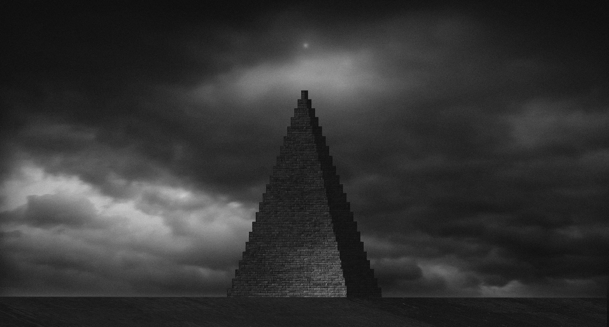 The KLF to build a pyramid from the ashes of dead people