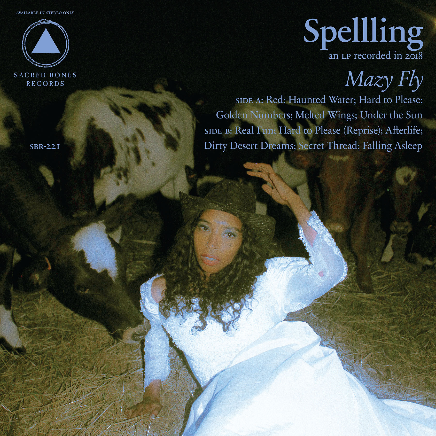 SPELLLING announces Mazy Fly, her debut album for Sacred Bones