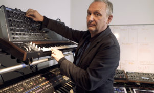Orbital's Paul Hartnoll
