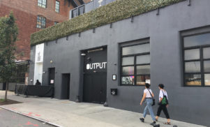 Williamsburg's Output club will permanently close on New Year's Day