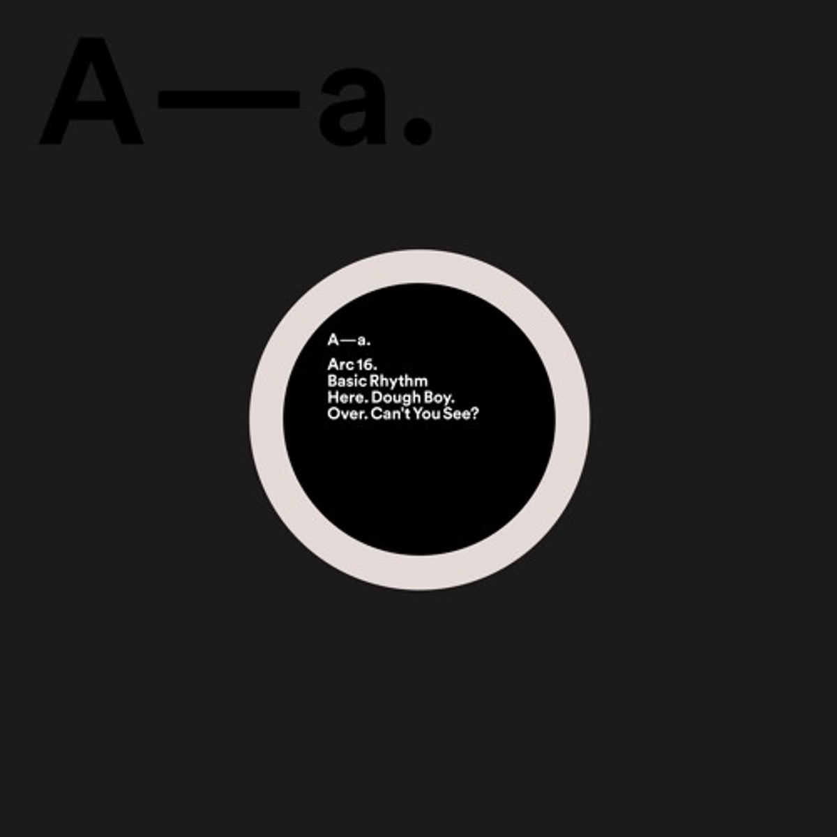 Basic Rhythm debuts on Arcola with Dough Boy / Can't You See