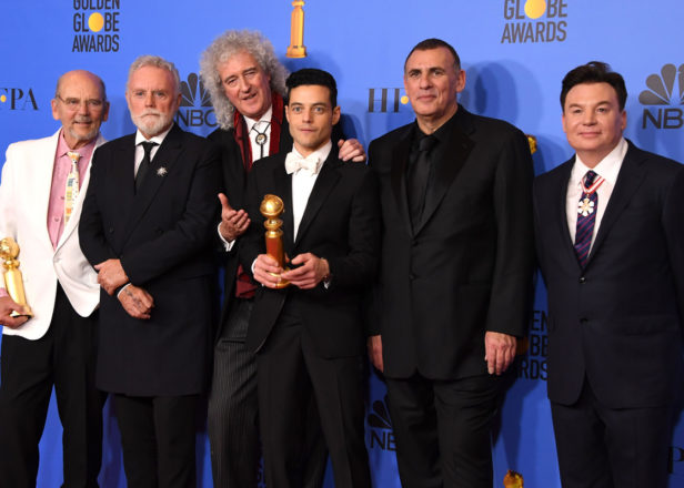Bohemian Rhapsody wins Best Drama at the 2019 Golden Globes                  By Henry Bruce-Jones Jan 7 2019