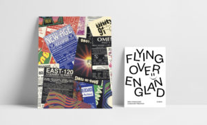 Explore the golden age of rave art with Flying Over England
