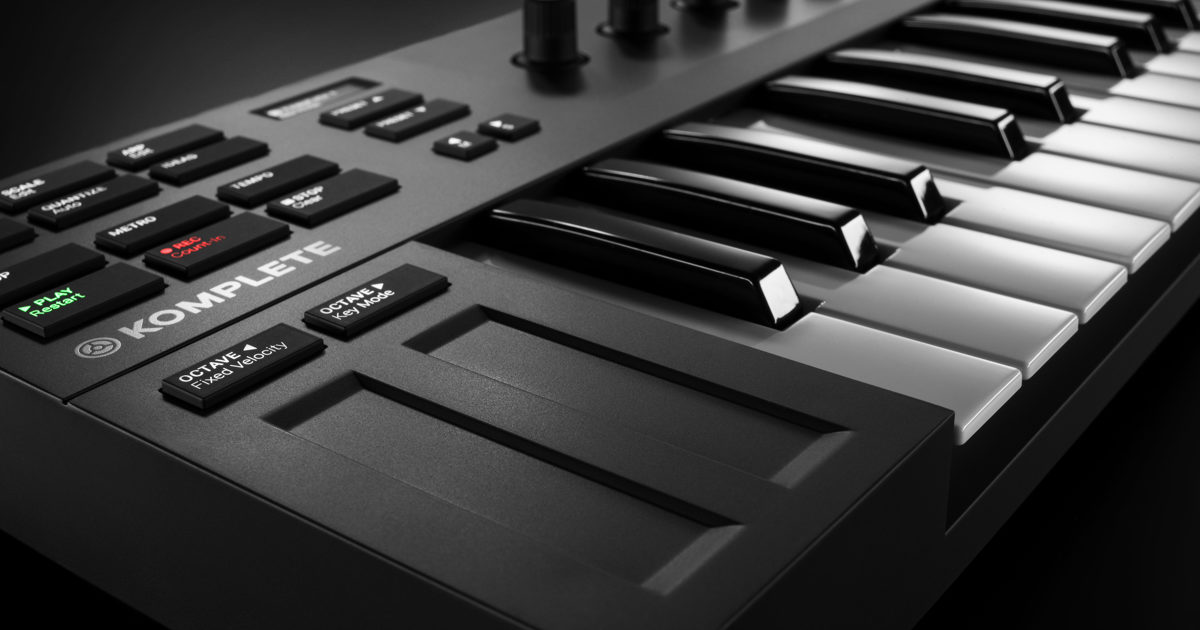 Native Instruments launches new affordable MIDI keyboard