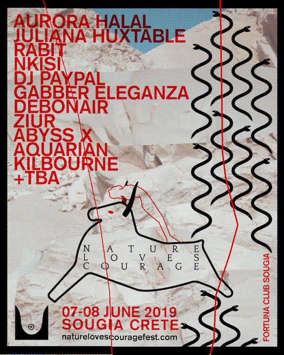 Abyss X to curate Nature Loves Courage Festival in Crete