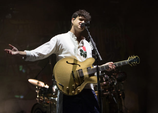 Indie rockers Vampire Weekend drop new music in six years