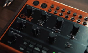Behringer's Crave is an original semi-modular analog synth for $199
