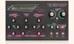 Dreadbox announces Hypnosis, an '80s-inspired effects unit