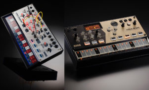 Korg's new Volcas are a Buchla-inspired mini modular and a digital drum synth