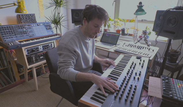 Watch Rival Consoles cover Kate Bush's 'Running Up That Hill'