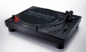 Technics unveils new SL-1200 MK7 turntable aimed at DJs