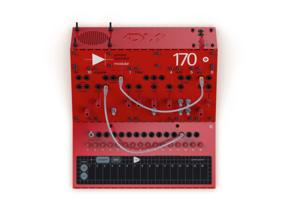 Teenage Engineering reveals OP-Z audio and video synth
