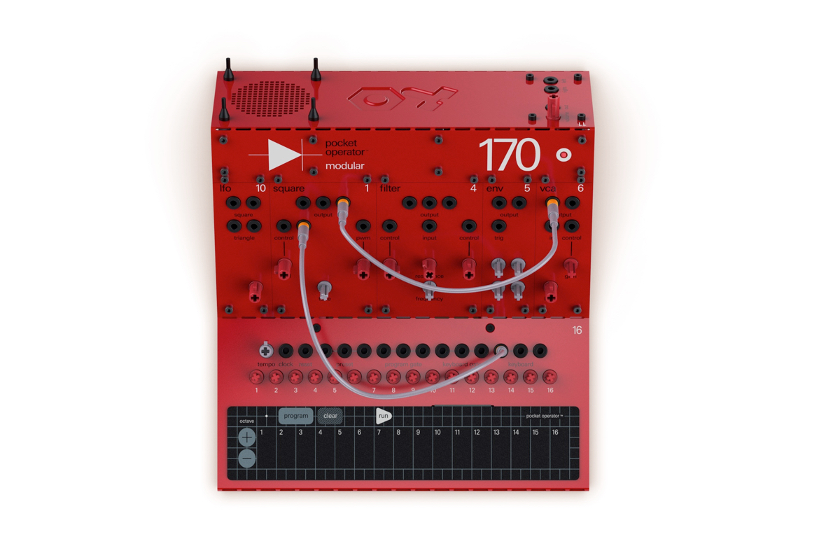 Teenage Engineering's Pocket Operator series goes modular
