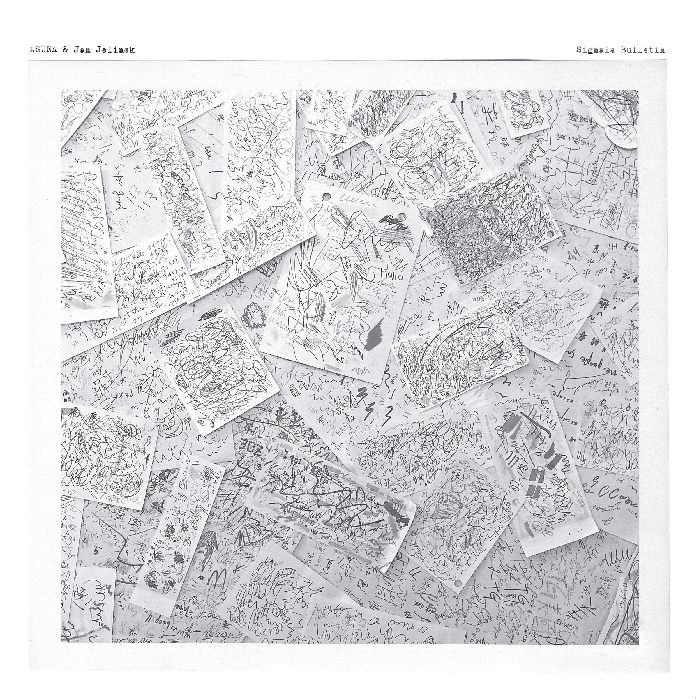 Jan Jelinek collaborates with Japanese sound artist ASUNA on Signals Bulletin