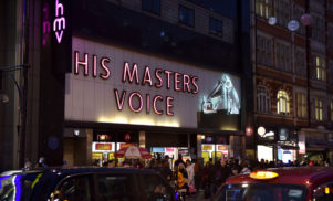 HMV bought by Canadian record store chain Sunrise Records