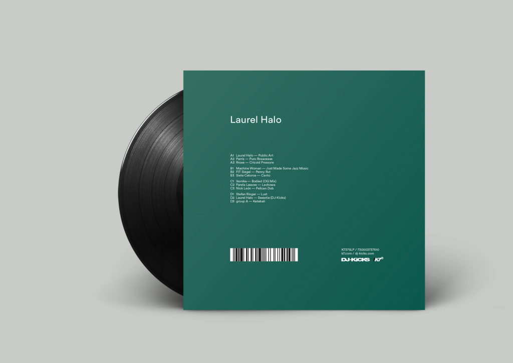Laurel Halo heads up latest instalment of DJ-Kicks mix series