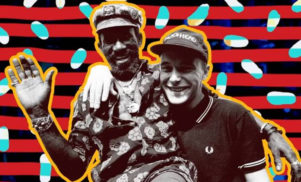 Lee 'Scratch' Perry reunites with Adrian Sherwood on Rainford
