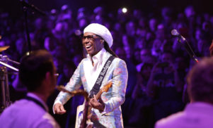 Nile Rodgers to curate Meltdown Festival 2019