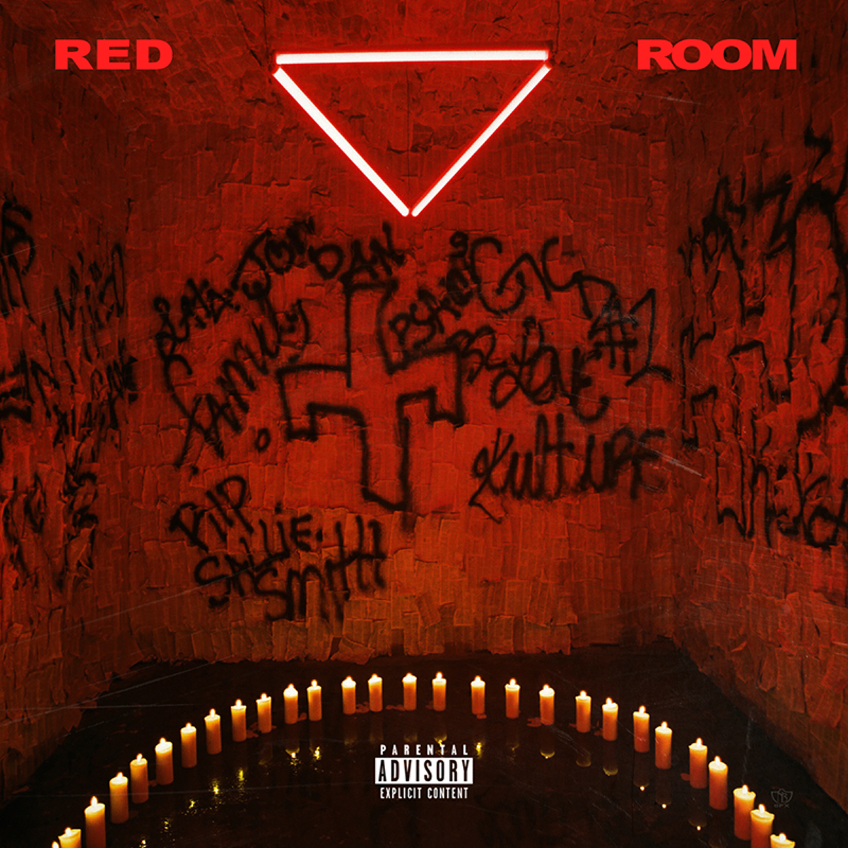 Offset shares first single from forthcoming album, 'Red Room'