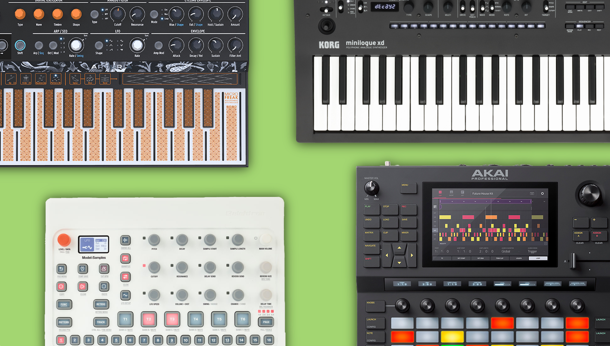 Best Synths 2019 Synths, controllers and gear we'll be making music with in 2019