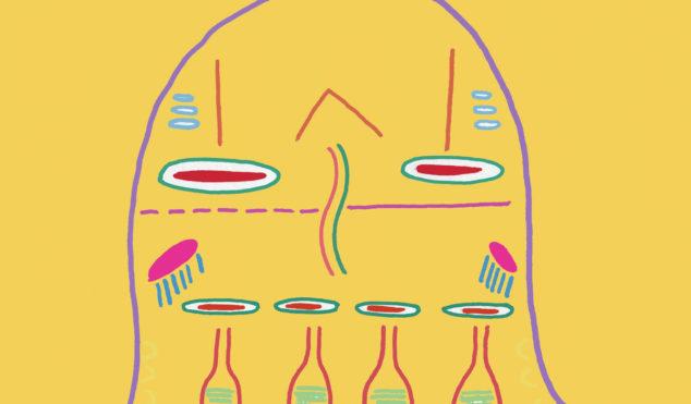 食品まつり, aka Foodman, returns to Mad Decent with ODOODO EP