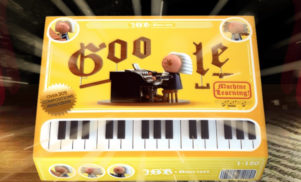 Google pays homage to Bach with first ever AI-powered Doodle