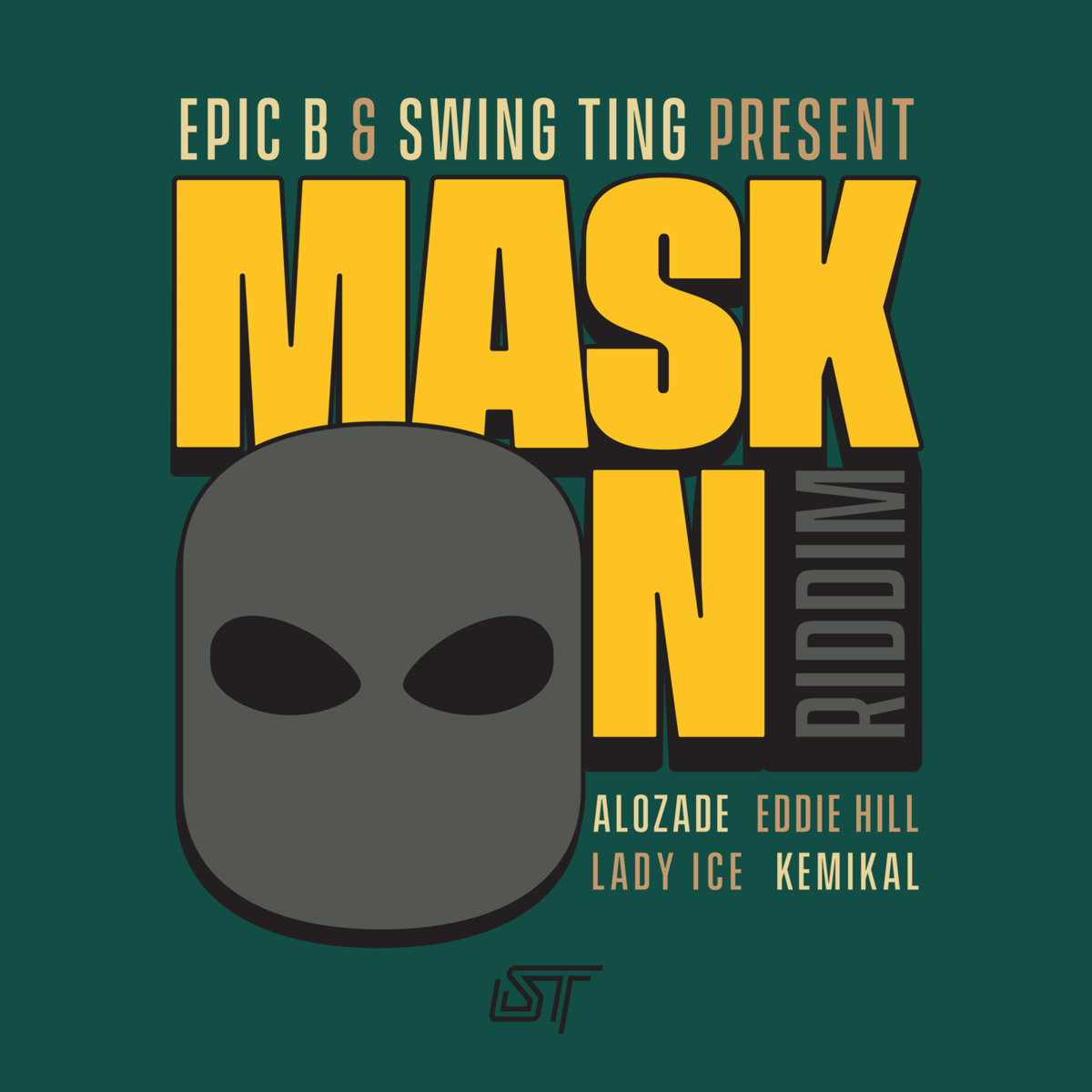 Epic B returns to Swing Ting for Mask On Riddim EP