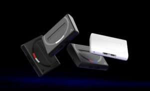 Arca composes startup music for Sega Genesis clone Mega Sg