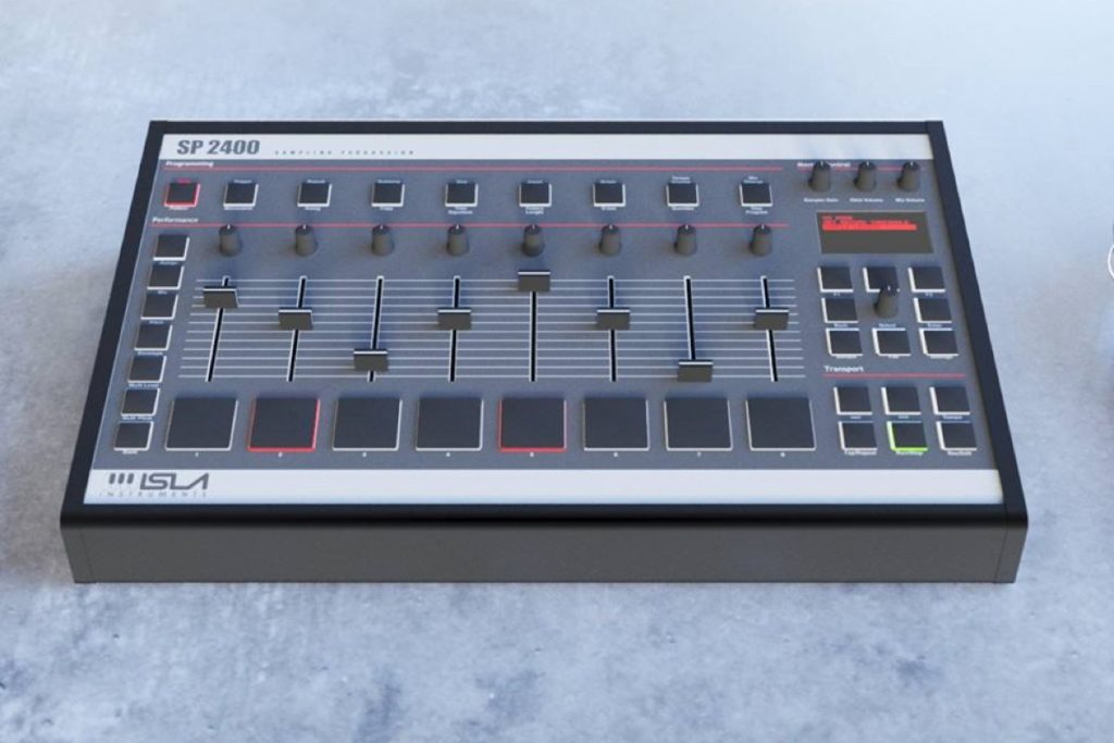 Isla Instruments Reveals New Sampler Inspired By Classic E