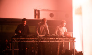 Demdike Stare release second site-specific tape recording, Rendez-Vous Contemporains de Saint-Merry