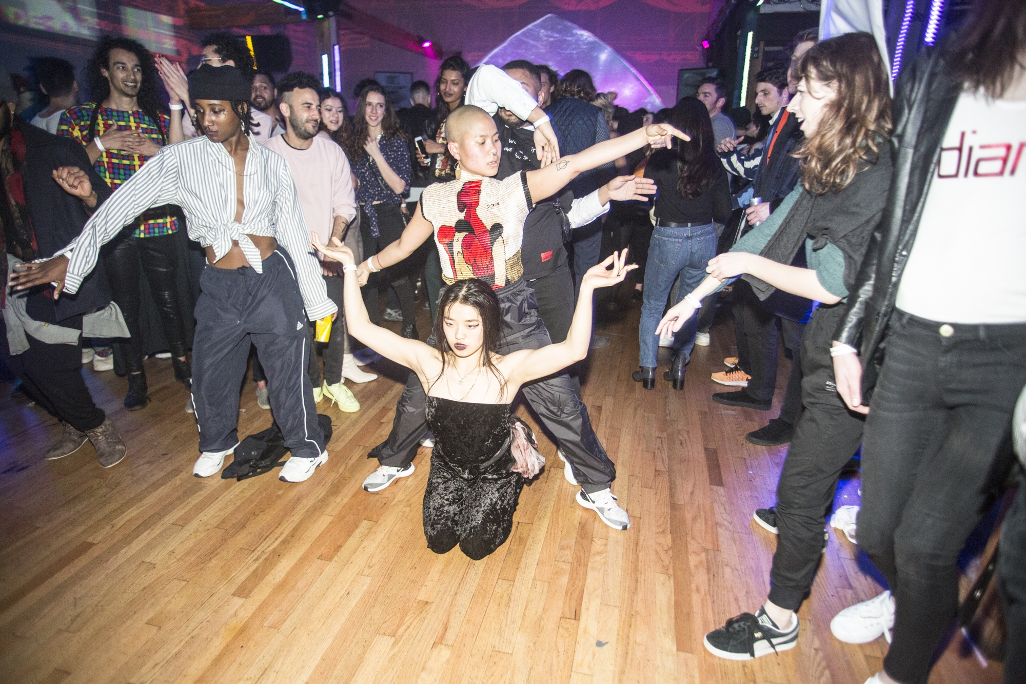 Club Chai at three: Collaboration in the global dance continuum