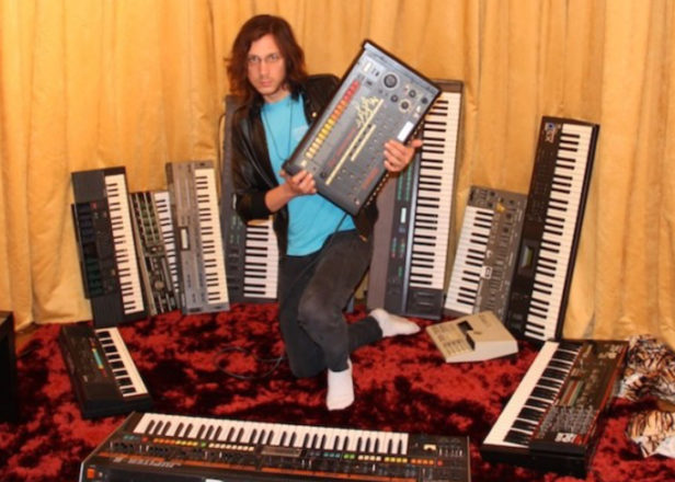 Legowelt has released a free Yamaha DX sample pack