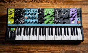 Moog launches new semi-modular analog synth, Matriarch