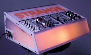 A light-up modular synth case is crowdfunding on Kickstarter