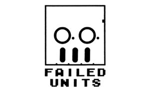 Failed Units is the new label from Daniel Ruane, Carne and Vee