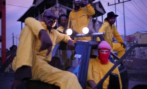 Kinshasa collective KOKOKO! announce debut album Fongola