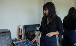 Sarah Davachi and Ariel Kalma collaborate on new album, Intemporel