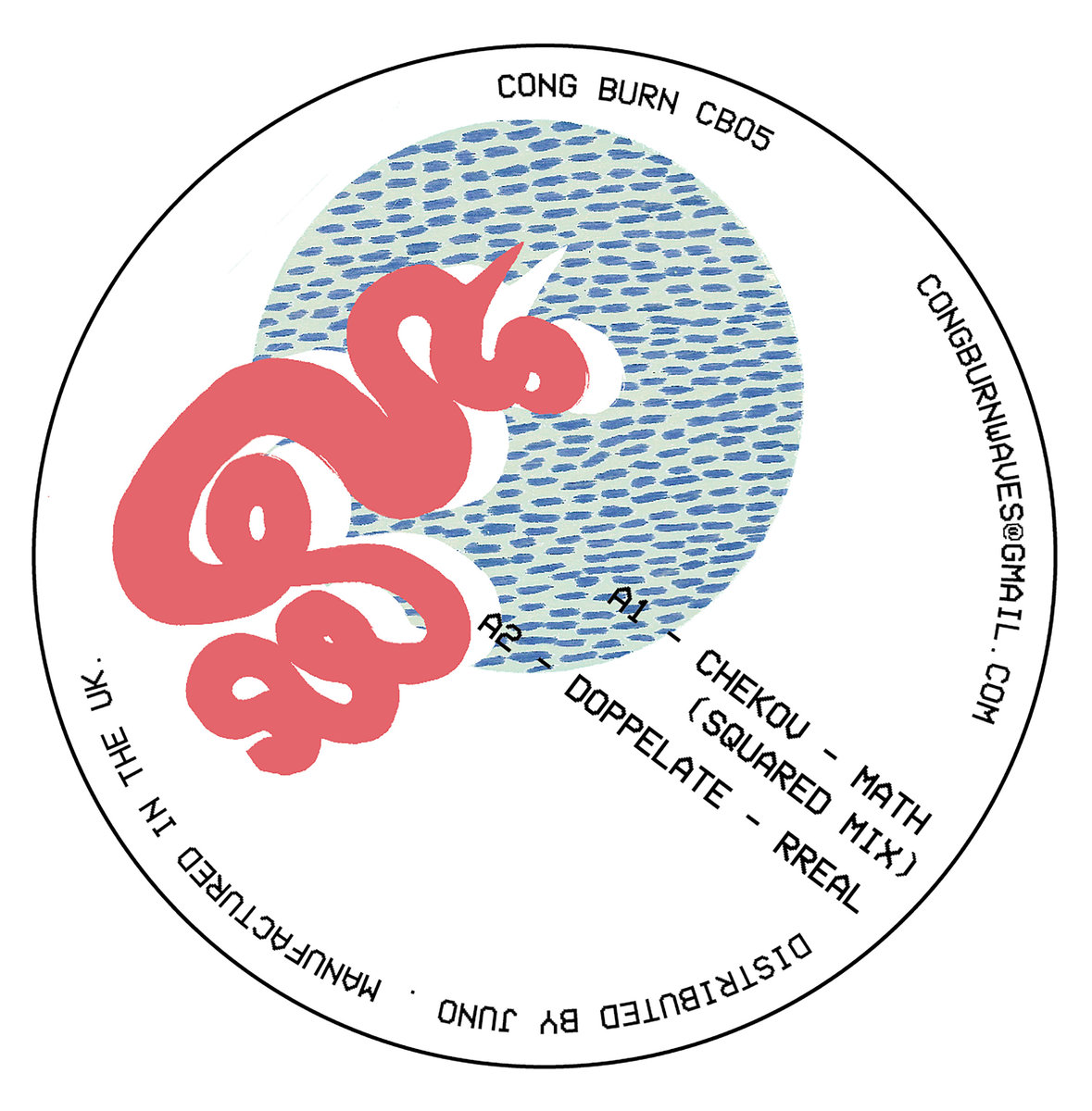 Chekov, Doppelate, Carmin and Howes feature on Cong Burn 05