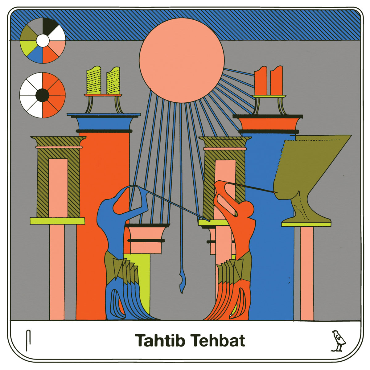 Sea Urchin turn library music into future music on Tahtib